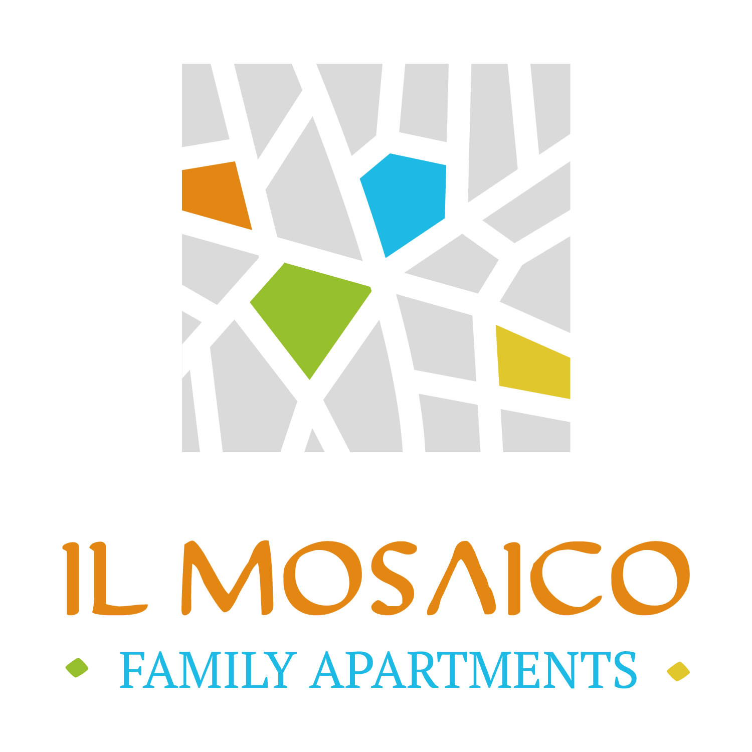 Il Mosaico Family Apartments Logo